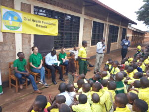 RVCP CELEBRATED WORLD ORAL HEALTH DAY WITH STUDENTS OF RANGO PRIMARY SCHOOL